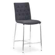 Uppsala Counter Chair Graphite Fabric