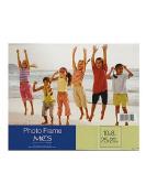 MCS Clear Acrylic Frames 20cm . x 25cm . single horizontal [PACK OF 3 ]