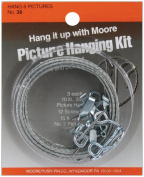 Moore #36 Large Picture Hanging Kit
