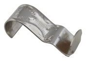 Light Duty Floral Polished Nickel Picture Hook
