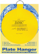 Flatiron Disc Invisible Plate Hanger, 14cm