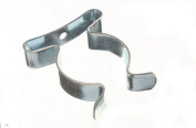 TOOL STORAGE SPRING TERRY CLIPS 1 1/4 INCH 32MM BZP