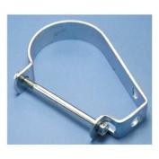 Loop Hanger, 6.4cm , Electro-Zinc Plated