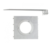 Globe Electric 90141 All in One, New Construction Mounting Plate with Hanger Bars