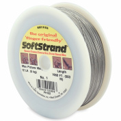 Softstrand Size 1 - 1,650-Feet Picture Wire Uncoated Stranded Stainless Steel