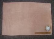 Leather Side Piece Veg Tan Split Medium Weight 2 X 3 Feet 6 Square Feet