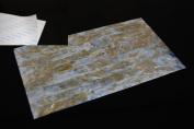Freshwater Gold Spot Coated Adhesive Veneer Sheet