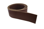 Springfield Leather Company's Chestnut Bridle Strip, 2.5cm x 180cm