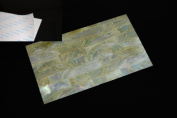 Gold Mother-of-Pearl Shell Coated Adhesive Veneer Sheet