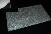 Paua Sparkle Coated Enhanced Adhesive Veneer Sheet
