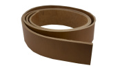 Springfield Leather Company's English Tan Bridle Strip, 5.1cm x 180cm
