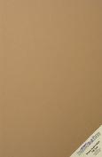 100 Sheets Brown Kraft Fibre 70 lb Text Weight 28cm X 43cm Paper Tabloid Ledger Size by ThunderBolt Paper
