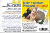 PhotoPOSTOS pack of 50 Self Adhesive Acid Free Postcards