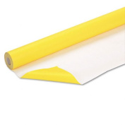 Fadeless Art Paper Roll, 48 quot; x 50 #39;, 50 lb., Canary