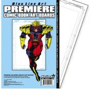 Premiere (Strathmore 300) Regular Comic Book Art Boards