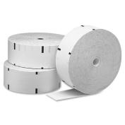 PM Company 06565 Paper Rolls for Diebold Ix Series Atms, 4 rolls/Carton, 7.6cm - 0.4cm x 2,500 feet