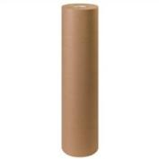 Aviditi KP3675 100 Percent Recycled Fibre Paper Roll, 475' Length x 90cm Width, Kraft