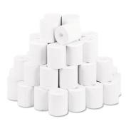 NCR 856335 Thermal Receipt Paper, 7.6cm x 230', White, 50 Rolls/Pk
