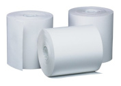 PM Company Perfection POS/Black Image Thermal Rolls, 7.9cm x 220 Feet, White, 50/Carton