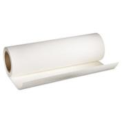 """Hot Press Bright Fine Art Paper, 2.5cm """"x 50 ft, Bright White, Roll"""