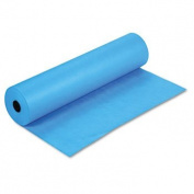 NEW - Spectra ArtKraft Duo-Finish Paper, 48 lbs., 90cm x 1000 ft, Bright Blue - 67171