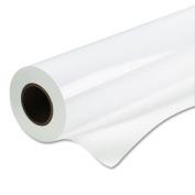 Kodak Water-Resistant Removable Vinyl Paper, 130cm X 60 Ft, White