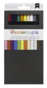 American Crafts 12-Piece Coloured Pencil Set