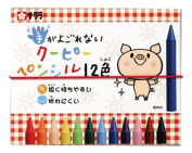Sakura Coupy-Pencils 12 Colours FYS12