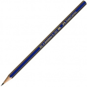 Faber-Castell Goldfaber 1221 Graphite Pencil-H