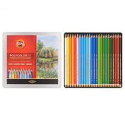 Koh-i-noor Polycolor 24 Artists' Coloured Pencils 3824/15 Landscape