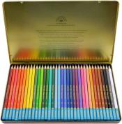 Fantasia Premium Watercolour Pencils 36 Pc Tin, High Colour Concentration