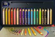 Stabilo Woodey Set of 18 Colours
