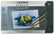 Lyra Rembrandt Aquarell Pencil Sets - Watercolour Pencils, Set of 36 Colours