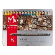 Caran D'ache Pablo Colour Pencils Set Of 30