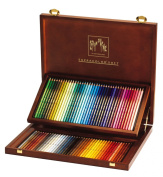 Caran D'ache Supracolor, Wooden Box 80 Pencils