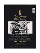 Bienfang Young Artists Sketchbooks 23cm . x 30cm . 36 sheets [PACK OF 6 ]
