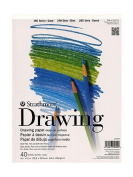 Strathmore Student Art Drawing Paper Pad 23cm . x 30cm . pad [PACK OF 6 ]