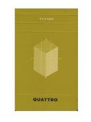 Hand Book Journal Co. Quattro Journals graph 8.9cm . x 14cm . [PACK OF 12 ]