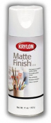 Matte Finish Spray Eliminates Glossy Sheen And Provides Permanent Surface Protection