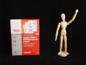 Human ARTIST MODEL - 30cm inch - Drawing Mannequin Body