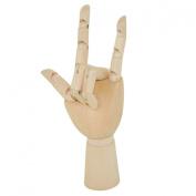 YazyCraft Child Hand Manikin 18cm