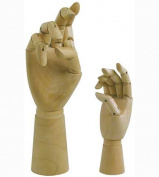 Artist Manikin 30cm Male Right Hand