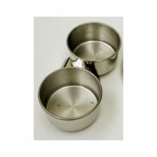 Aa Palette Cup Large Double Stainless Steel