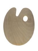 Angelo Wooden Palette 25cm . x 30cm .