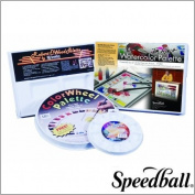 Speedball Tom Lynch Watercolour Palette palette with cover
