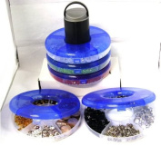 THE CRAFT CADDY - BEAD & jewellery STACKABLE STORAGE