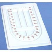 Beading Board Bead Design Stringing Sorting Tray 34cm