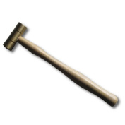 KENT Jeweller Brass Hammer