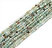 "20mm Round Amazonite Stone Gemstone Beads Strand 15""jewellery making beads"