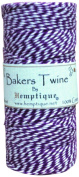 Hemptique - Hemptique Cotton Bakers Twine Spool 2 Ply 410 Feet/Pkg